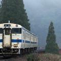 Photos: キハ47形普通列車@豊後三芳~豊後中川