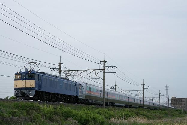 Photos: 9021レ EF64-37代走!信州カシオペア紀行@ヒガウラ