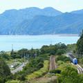 Photos: キハ281系特急北斗@豊浦俯瞰