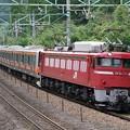 Photos: 配9736レ EF81-129+E231系