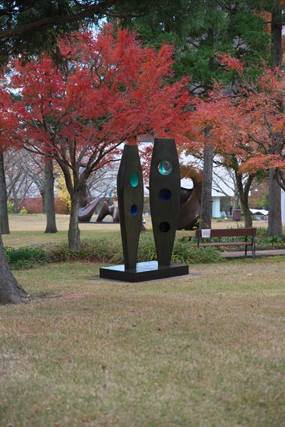 箱根彫刻の森その2