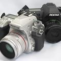 PENTAX K-3II(Limited Silver)&K-3