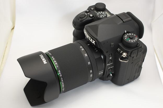 HD PENTAX-D FA 28-105mmF3.5-5.6ED DC WR