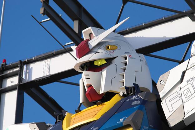 RX-78F00ヘッドは…