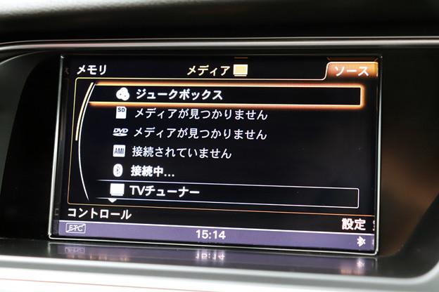 ミュージックジューク、DVD再生、Bluetoothオーディオ