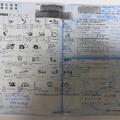 Photos: 平成28年8月 アウディ正規ディーラー 整備記録簿