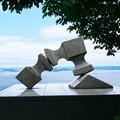 写真: 石の芸術