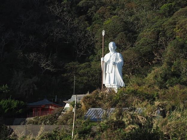 室戸岬の巨大弘法