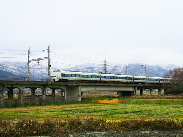 Photos: 湖西線の683系