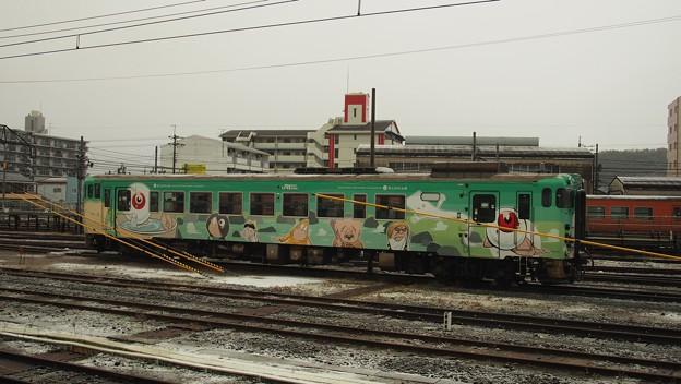 米子駅の鬼太郎列車