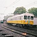 高松築港駅を発車した1070形