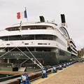 写真: 「L'AUSTRAL」船尾