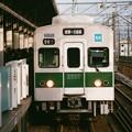 写真: 千代田線北綾瀬支線の5000系アルミ車