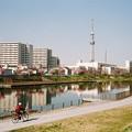 Photos: 旧中川とスカイツリー
