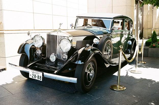 1934年型ロールスロイス・ファントム2