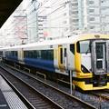 Photos: 錦糸町駅の留置線で待機するE257系