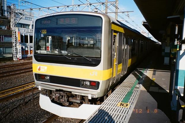 Photos: E231系試作車