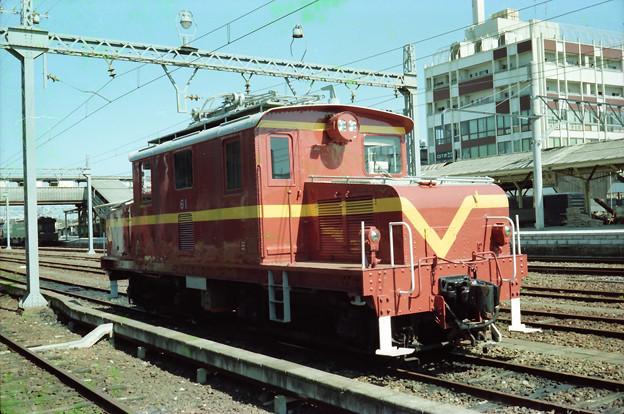 近鉄デ61
