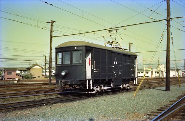豊橋鉄道デワ11