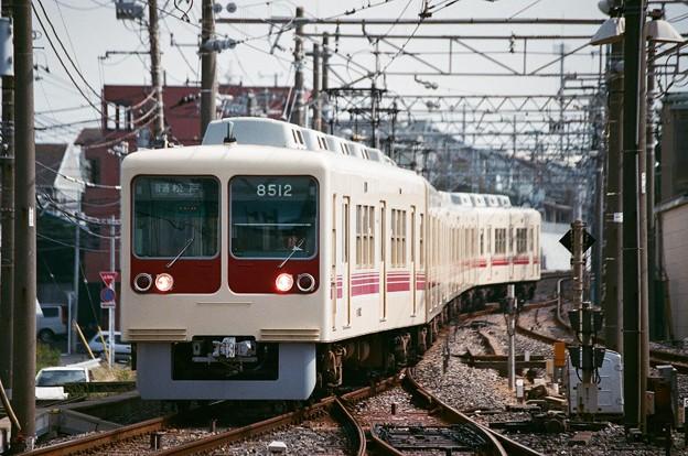 Photos: 京成千葉線に乗り入れる新京成8000形