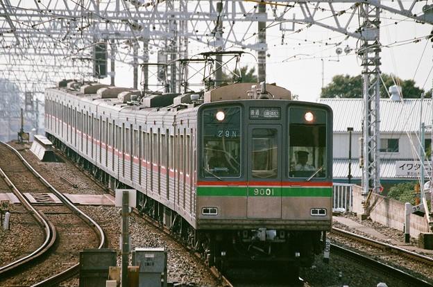 Photos: 千葉ニュータウン鉄道9000形
