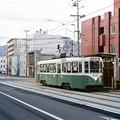 Photos: リバイバル塗装の函館市電812