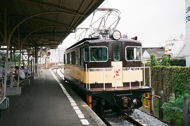 岳南鉄道ED403