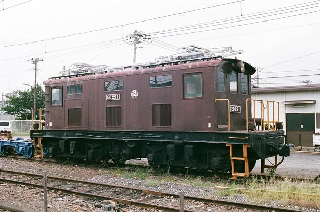 岳南鉄道ED291