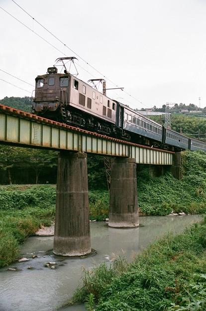 大井川鉄道ED501