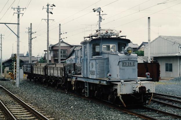 遠州鉄道ED28