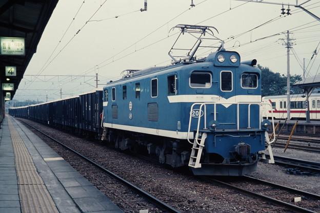 秩父鉄道デキ201