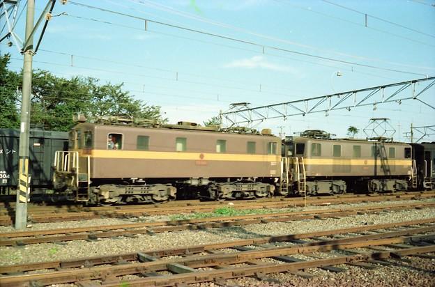 三岐鉄道ED5001+ED45形