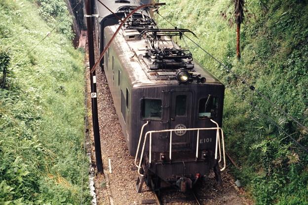 大井川鉄道E101