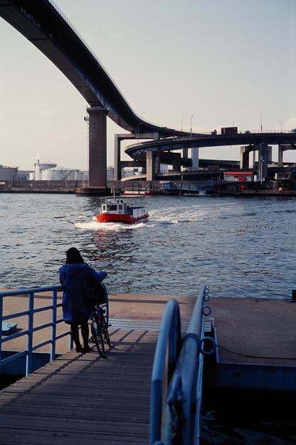 大阪市営渡船千本松渡船