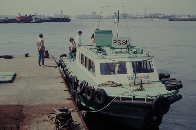 【番外編】大黒通船((株)ポートサービス)「はやかぜ6号」