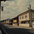 駅前通り(?)