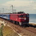 津軽線を行く「海峡10号」