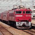 奥羽本線の普通列車(2432レ)