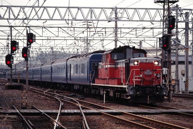 DD51牽引「出雲」