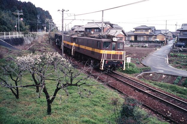 三岐鉄道ED45 9