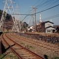 Photos: 西原駅跡