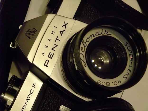 Photos: PENTAX SPFに装着
