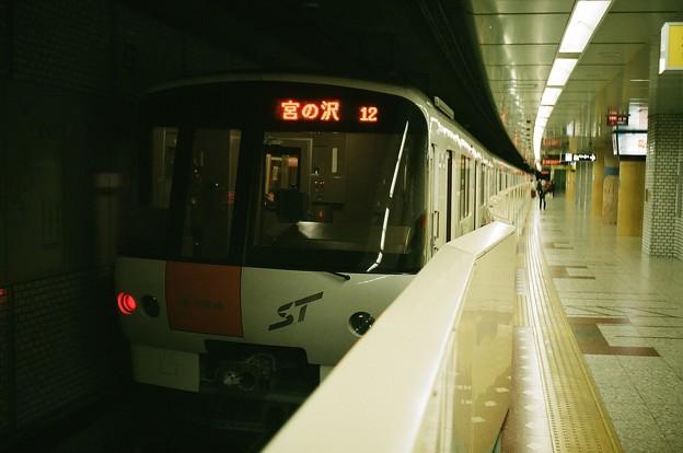 札幌市営地下鉄東西線の電車