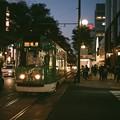 Photos: 夕暮れの狸小路