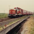 八戸線の普通列車(430レ)