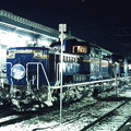 Photos: 函館駅に到着した「北斗星ニセコスキー」(8006レ)