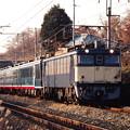 Photos: 「江戸」を牽くEF62 53