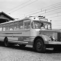 上毛電鉄のボンネットバス