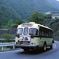 九州自動車歴史館のボンネットバス