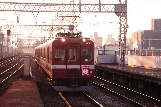 1481系「鮮魚列車」